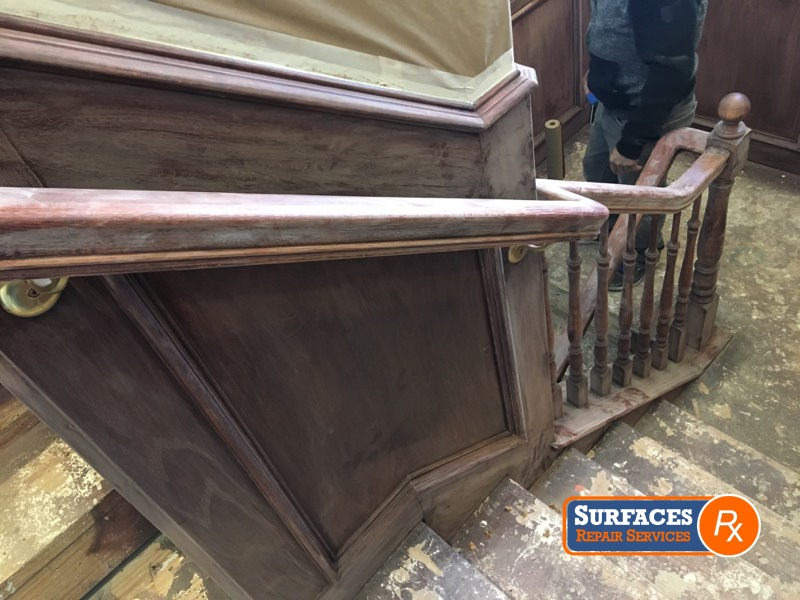 Dallas Staircase Refinishing: Floors, Walls, Banisters, and Balusters