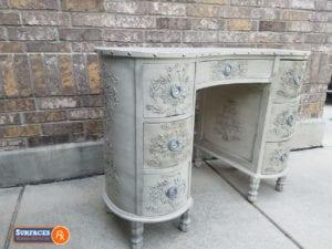 Old Desk After Redesign