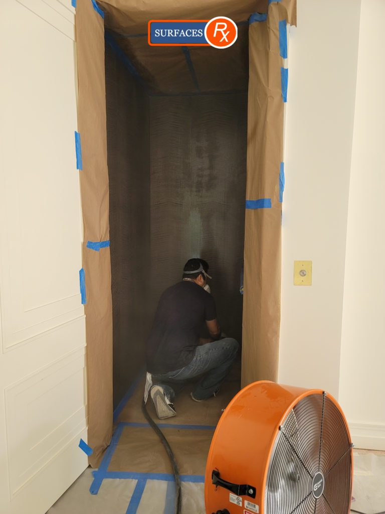 Elevator Millwork Finishing Dallas Texas