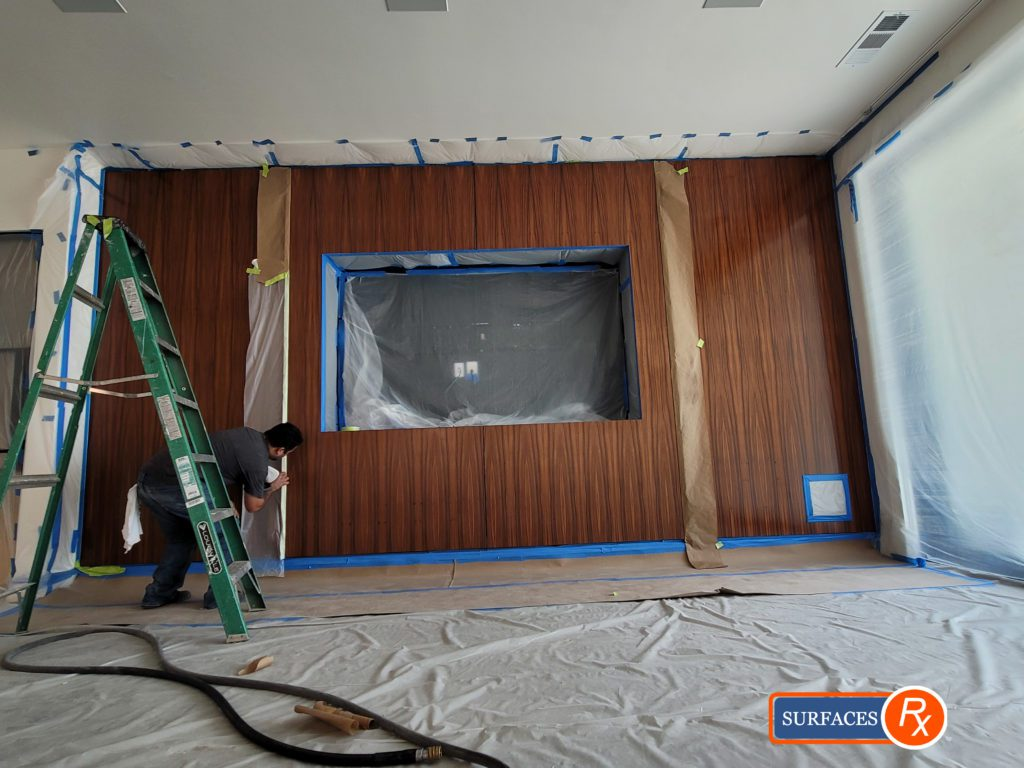 Luxury Wall Panel Millwork Ready for Finishing Dallas Texas