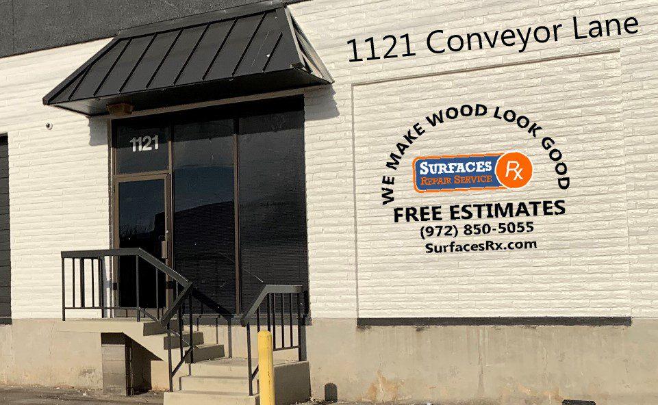 Surfaces Rx located at 1121 Conveyor, Dallas, Texas 75247